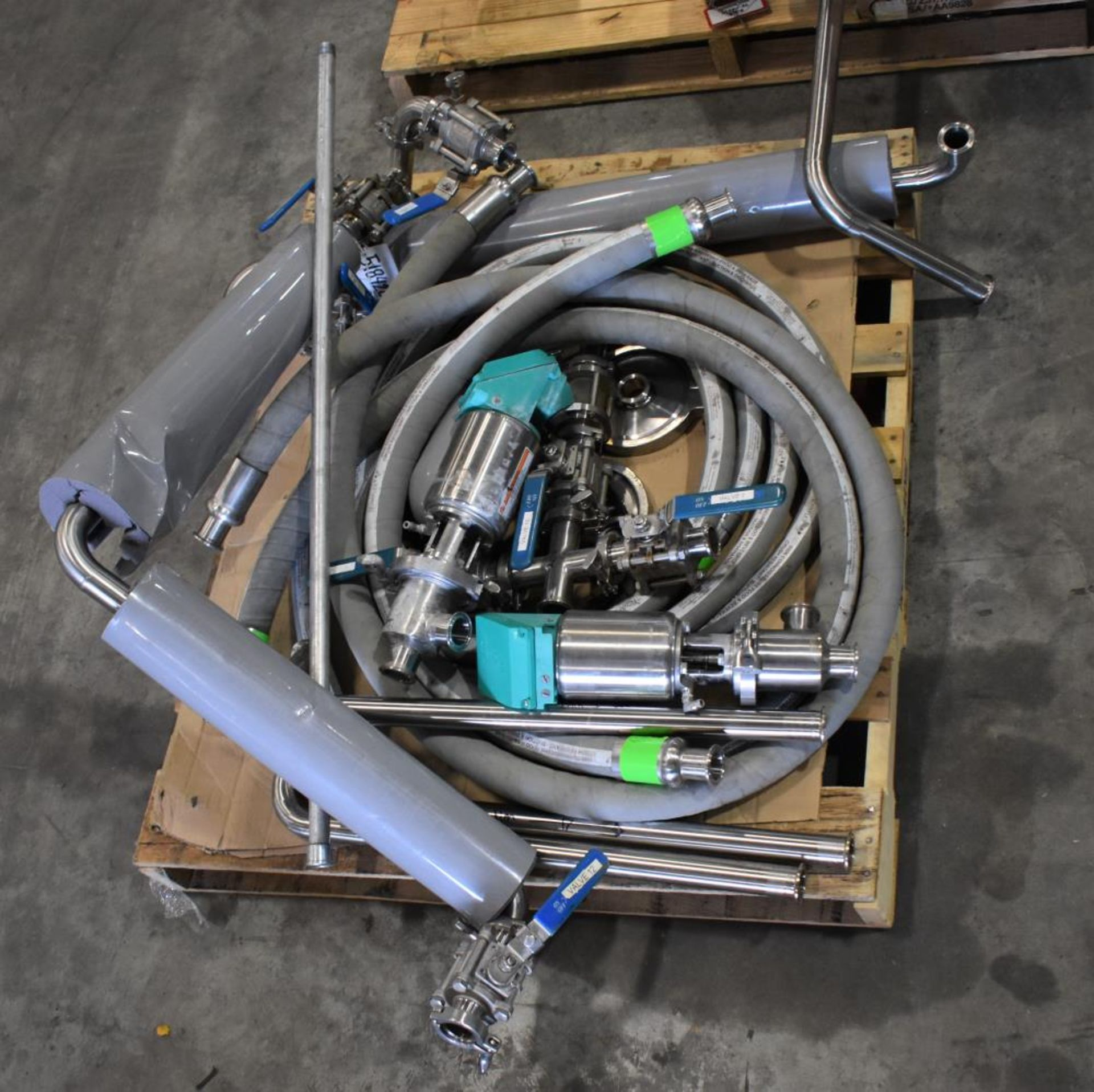 *** NO RESERVE***Used- Pinnacle Stainless Alcohol Extraction Skid. Model AES252. - Image 24 of 29