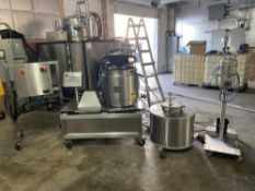 Used- Delta Separations CUP 30 Extraction System. Model CUP 30.