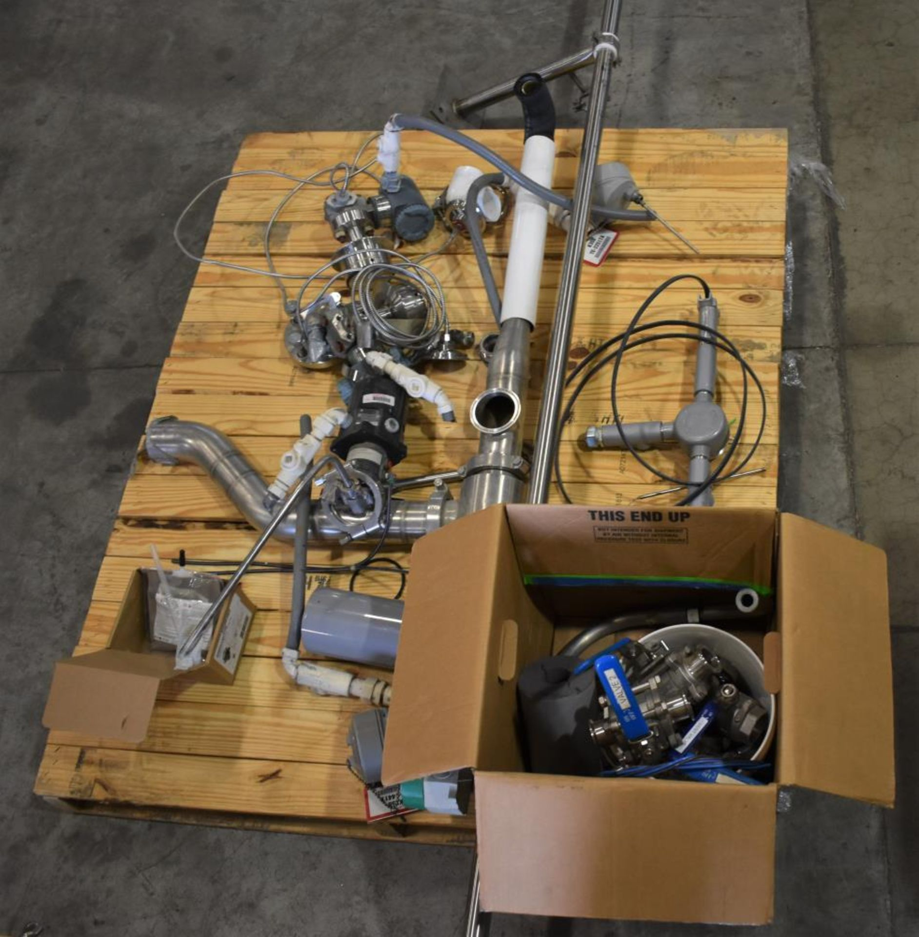 *** NO RESERVE***Used- Pinnacle Stainless Alcohol Extraction Skid. Model AES252. - Image 22 of 29