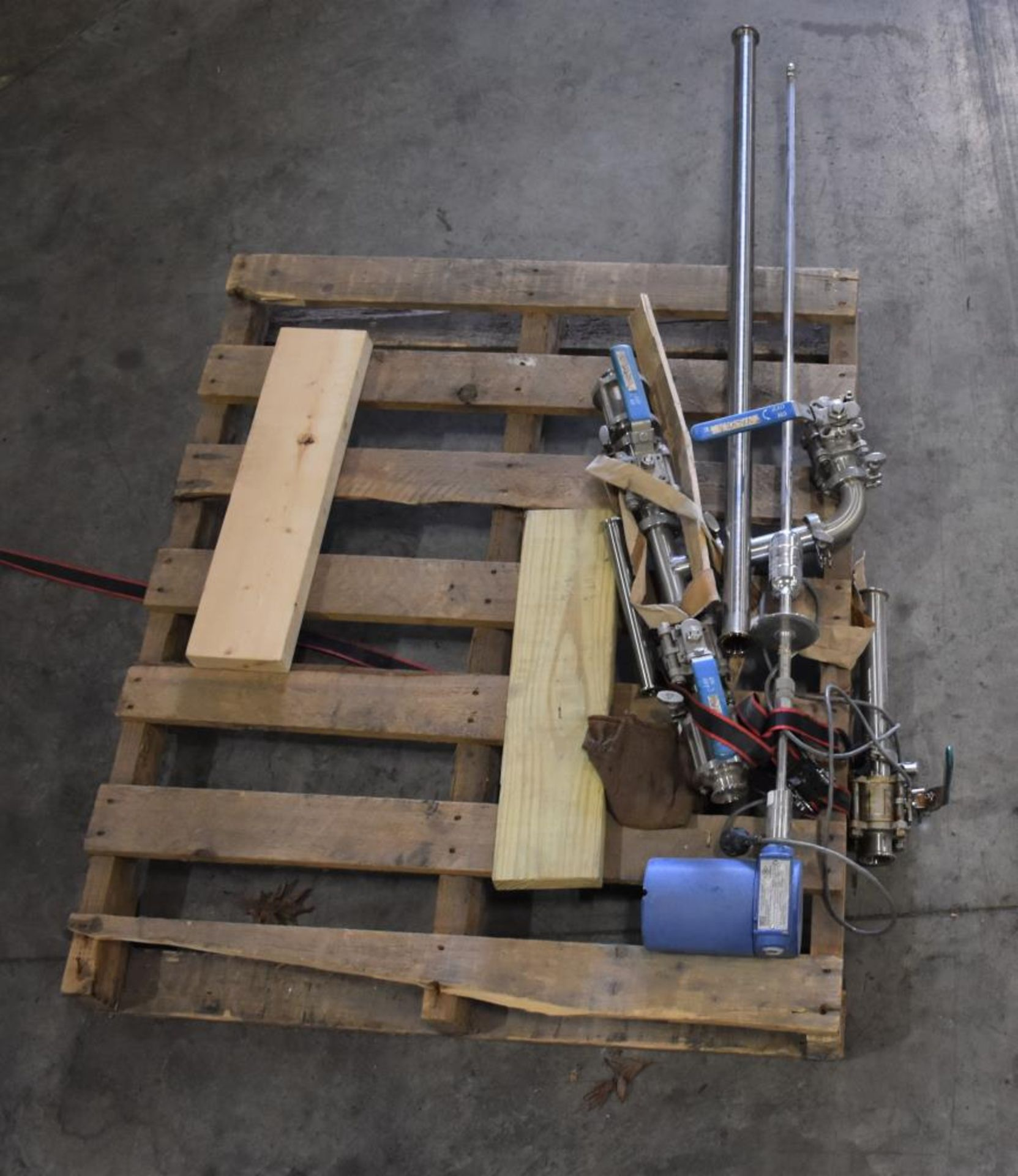 *** NO RESERVE***Used- Pinnacle Stainless Alcohol Extraction Skid. Model AES252. - Image 25 of 29