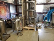 Unused/Still-In-Crate COMPLETE Inline Cryogenic Ethanol Extraction System Built by Lab 1st.