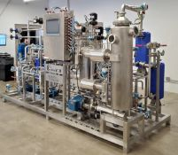 **NO RESERVE*** - Unused- DEVEX Cannabis Ethanol Recovery /Decarb Plant. Extracts 400lbs