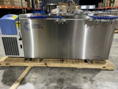 Used- Capna Systems Cryo-Ethanol Extractor. Model Ethos 6. Type-6 non-volatile extractor.
