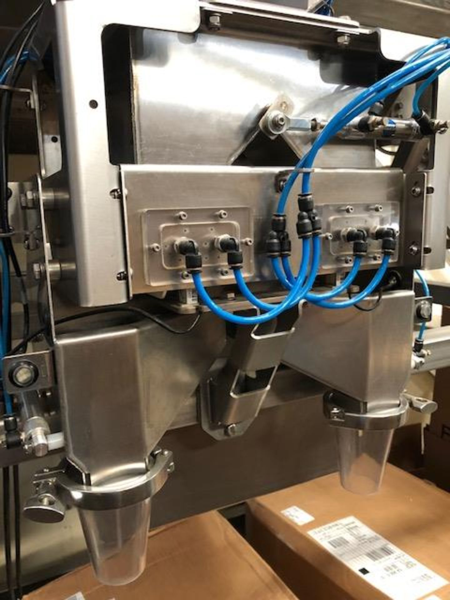 Used-Green Vault Systems Precision Batcher for Batching & Packaging Flower w/ Air Compressor - Image 18 of 23