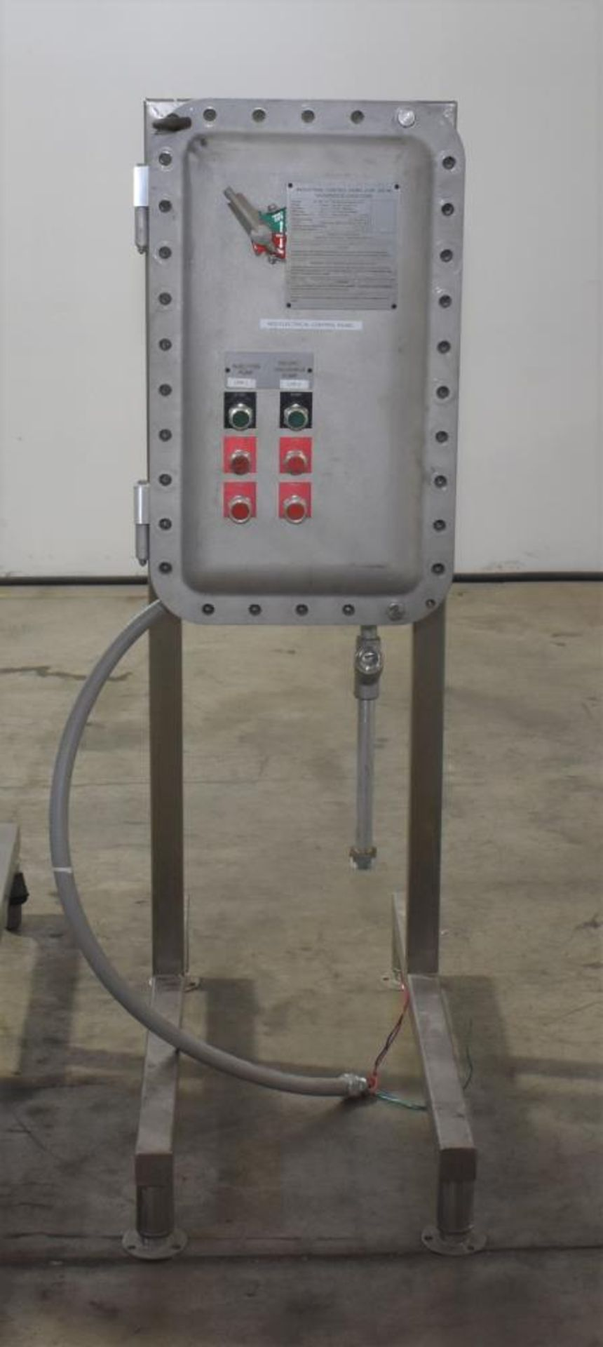 *** NO RESERVE***Used- Pinnacle Stainless Alcohol Extraction Skid. Model AES252. - Image 19 of 29