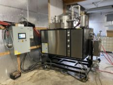 Used Lab Society Automated Solvent Recovery System (ASRS) 110 Gal