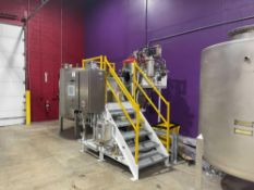 Used CB Mills RHS Solvent Recovery System. Model RHS-30. High Volume Solvent Recovery System.
