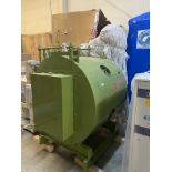 Unused/ STILL-In-Crate- Sellers 20 HP Rapid Response Gas-Fired Boiler. Model TP-20-S.
