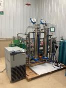 """Used-Apeks """"Transformer"""" Subcritical & Supercritical CO2 Extraction System, Model 2000 20L X 20LD"""