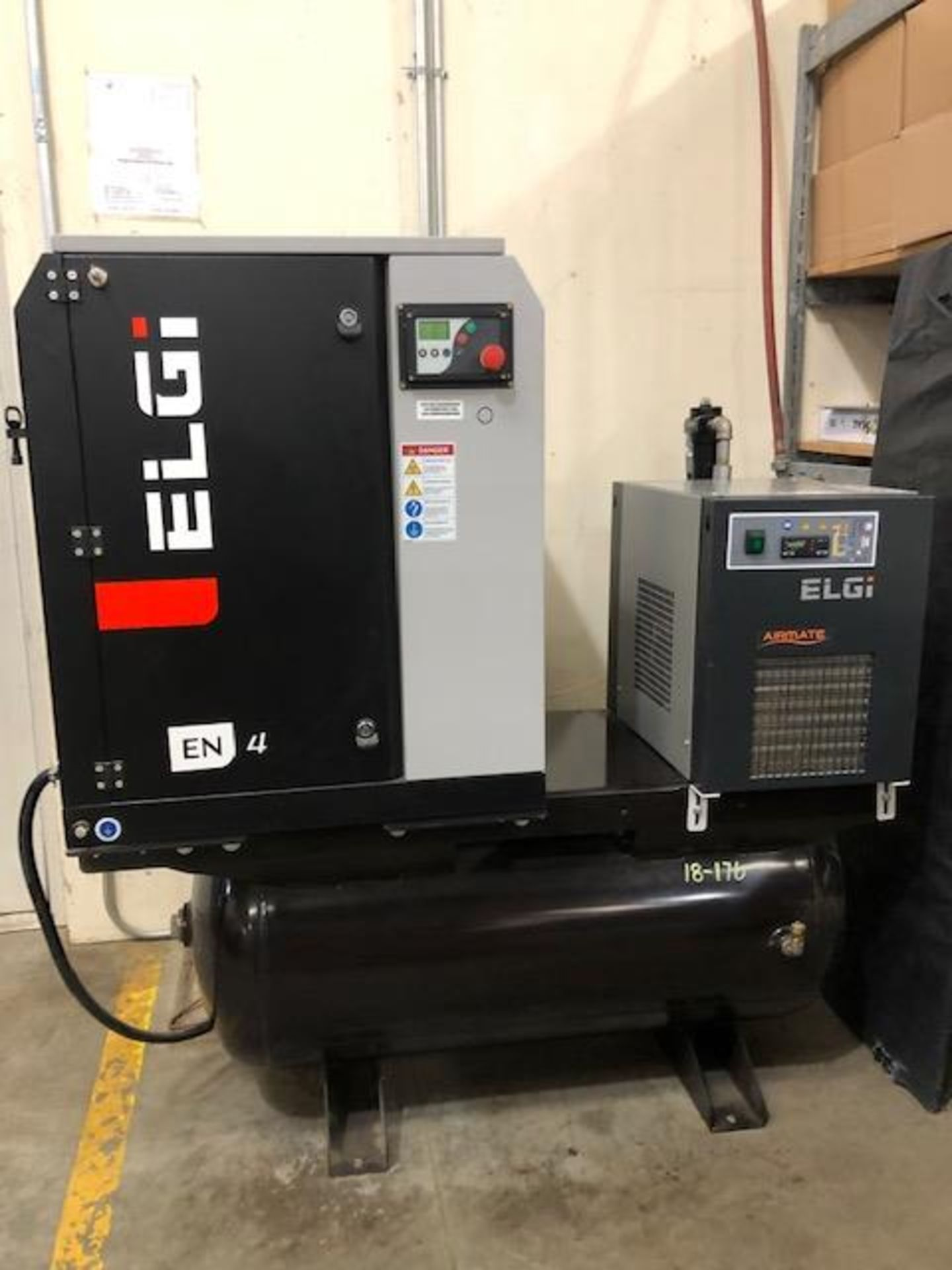 Used-Green Vault Systems Precision Batcher for Batching & Packaging Flower w/ Air Compressor - Image 9 of 23