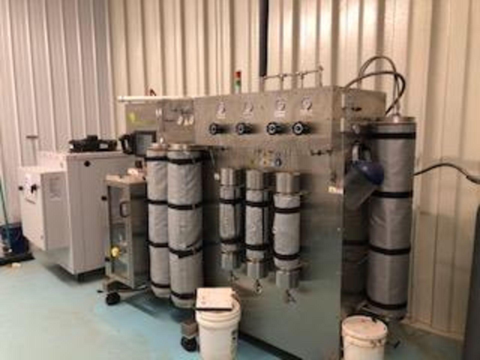 Used- ExtraktLAB CO2 Extraction System. Model Extrakt 140. Supercritical CO2 extraction machine. - Image 2 of 2