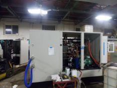 Unused-Fluid Chillers Inc -40 C Water-Cooled Fluid Chiller. Model WAT50,000-DC-ULT-RS. Cap: 42.4 kW