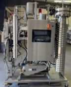 Used- MRX 20 LE Supercritical CO2 Automated Extractor System. Model 20LE w/ electric pump