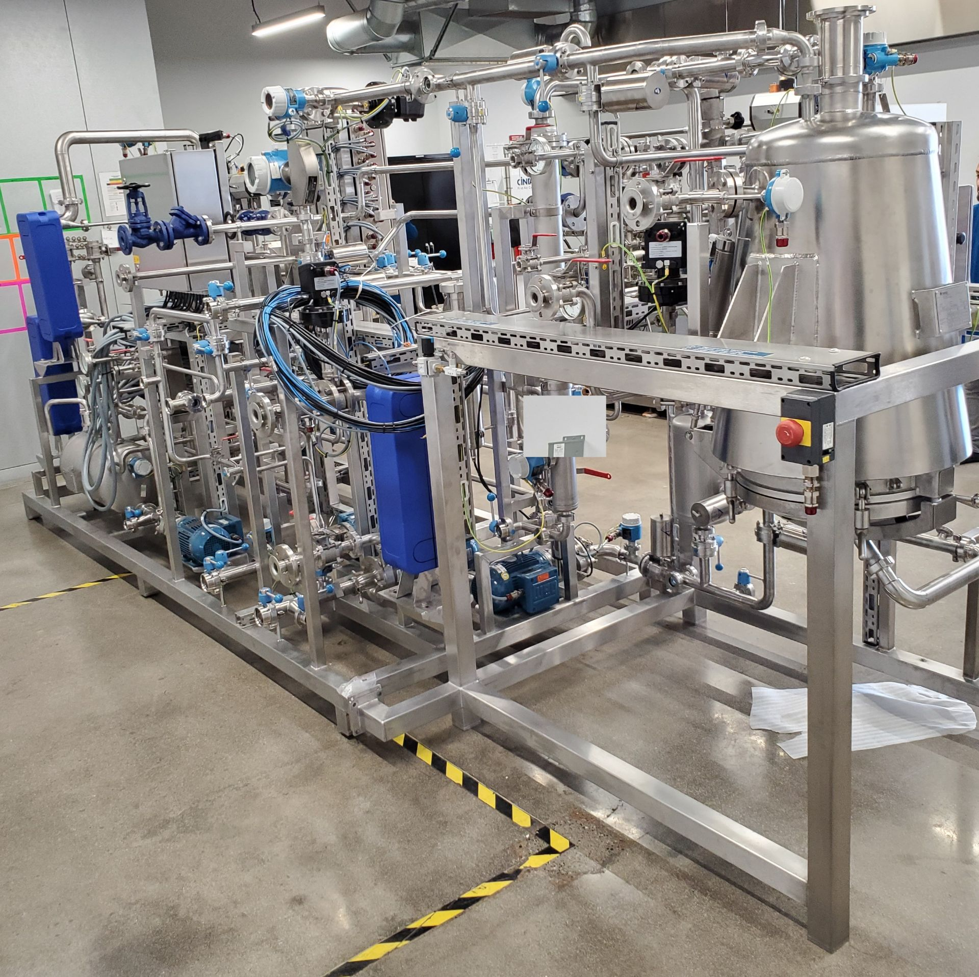 **NO RESERVE*** - Unused- DEVEX Cannabis Ethanol Recovery /Decarb Plant. Extracts 400lbs - Image 6 of 7