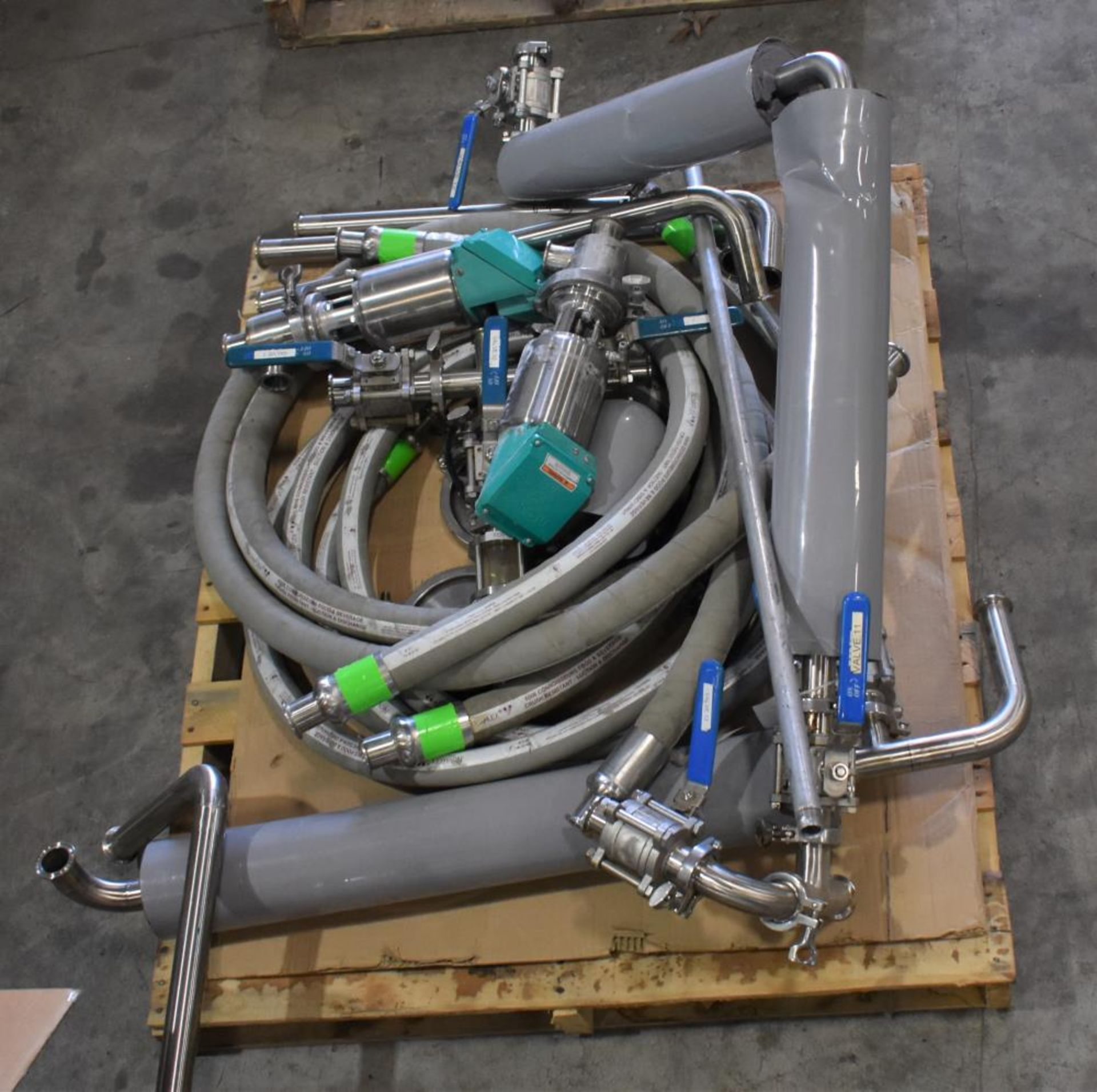 *** NO RESERVE***Used- Pinnacle Stainless Alcohol Extraction Skid. Model AES252. - Image 23 of 29