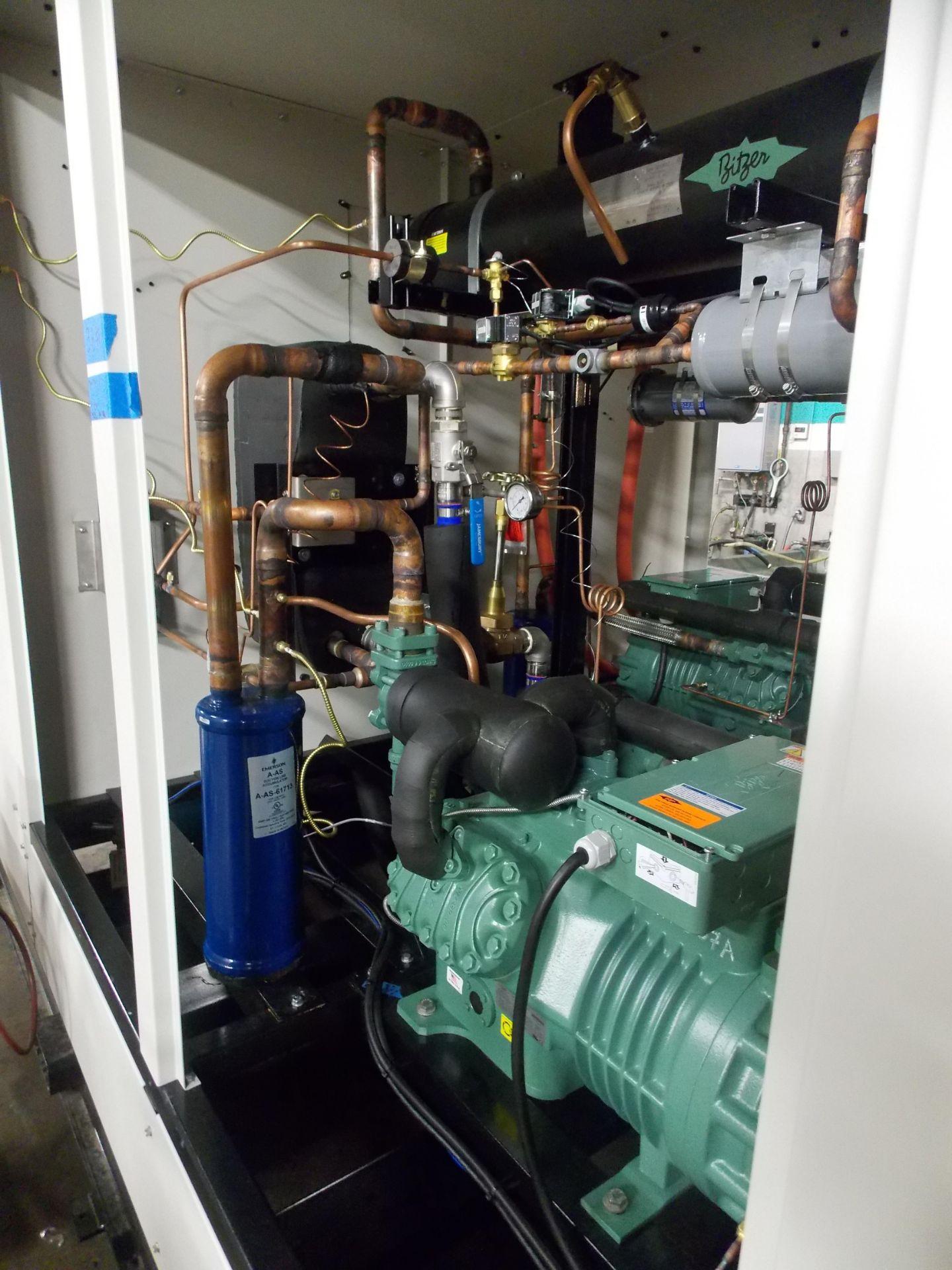 Unused-Fluid Chillers Inc -40 C Water-Cooled Fluid Chiller. Model WAT50,000-DC-ULT-RS. Cap: 42.4 kW - Image 3 of 7