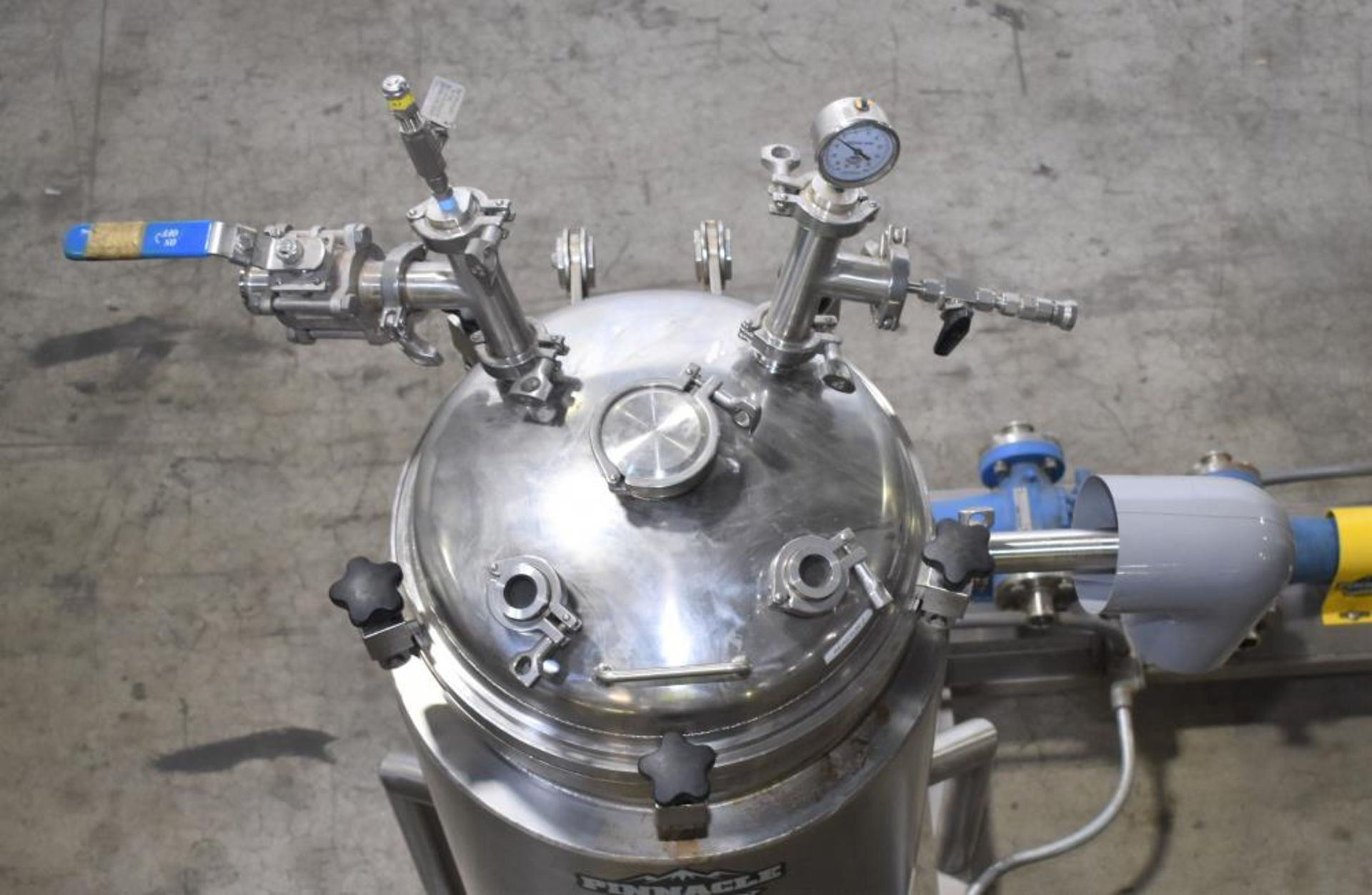 *** NO RESERVE***Used- Pinnacle Stainless Alcohol Extraction Skid. Model AES252. - Image 14 of 29