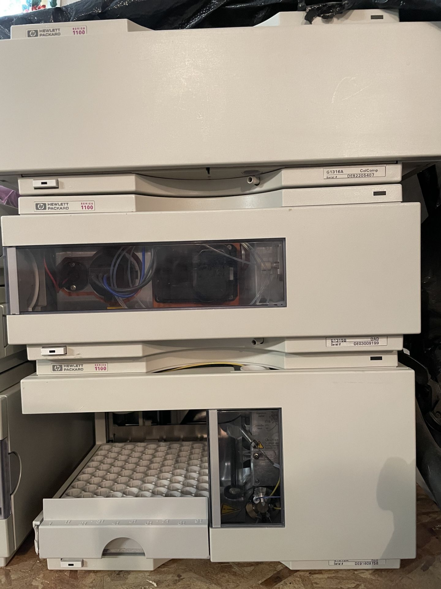 Used Agilent 1100 HPLC. Model 1100. Fully complete & functional cannabinoid potency testing system.