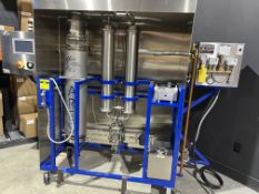 Used-Capna Systems ARES Extraction System. Model ARES. Reduces at 100 L/hr at 95%-99% Efficiency