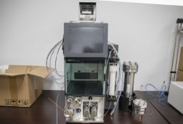 Used Buchi Pure Chromatography System Flash & Prep. Model C-850 Flash/Prep. Only 10 hrs of run time