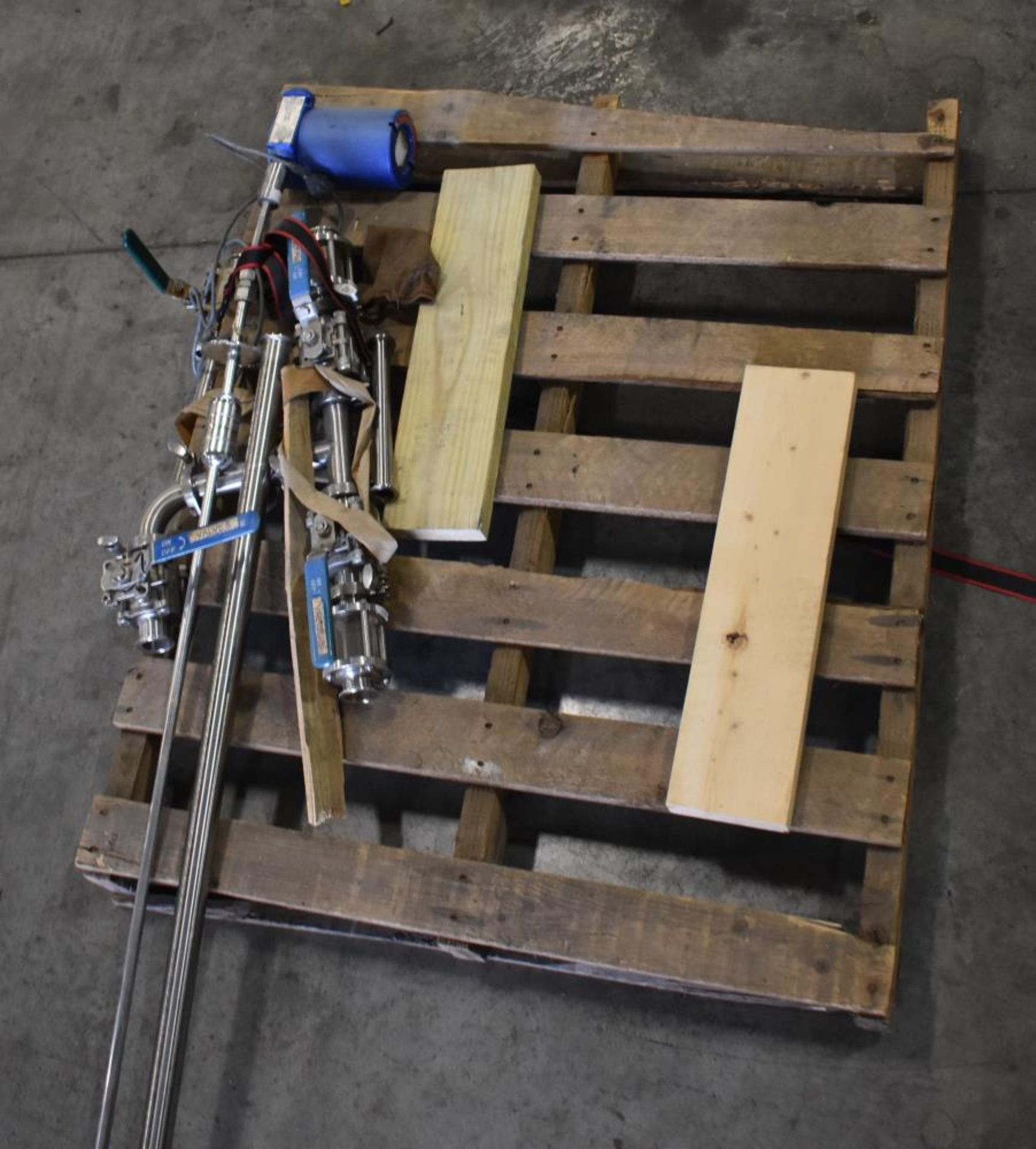 *** NO RESERVE***Used- Pinnacle Stainless Alcohol Extraction Skid. Model AES252. - Image 26 of 29