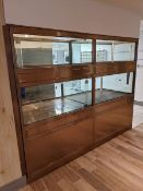 Approx 8 ft x 4 ft x 6 ft Copper, Salt Water Live Tank with Pumps, Filters and Compressors