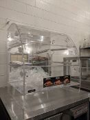 Vollrath Counter Top Muffin Display Case with Lights