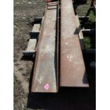 Set of Extension Lumber Forks