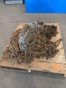 Pallet of Truck Tire Chains