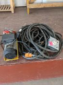 Electric Winch, Power Cable and Welding Cable