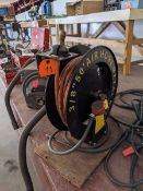 50ft Wall Mount Air Hose Reel
