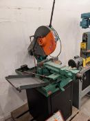 Super Brown 350 Cold Cut Saw