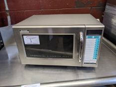 Sharp 1000V Microwave
