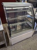 """38"""" Refrigerated Bakery Display Case"""