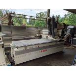 SCM PRATIX 48 NST CNC Nesting Machine with 2 Transformers and 2 Vacuum Pumps