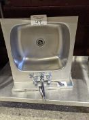 Stainless Steel Wall Mount Hand Sink