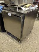 "27"" Beverage Air Undercounter Cooler"