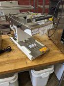 Oliver Model 738 Mini Chip Slicer