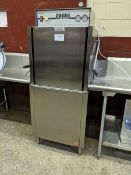 Champion High Temp Pass Thru Dishwasher