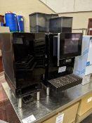 Franke A600 Cappuccino Machine with Milk Cooler