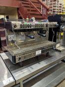 LA Cimballi M29 Two Group Cappuccino Machine