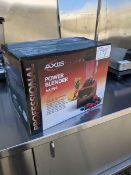 Unused Axis Blender in Box