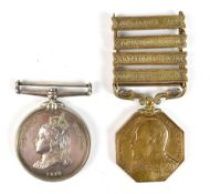 THE HEROIC AGE OF POLAR EXPLORATION; a rare Second Arctic Medal for the British Arctic Expedition