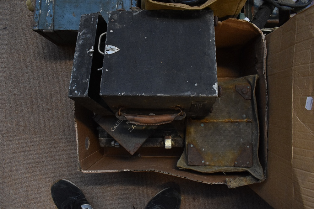 A large quantity of military radios and radio equipment including numerous military issue wireless - Image 9 of 12