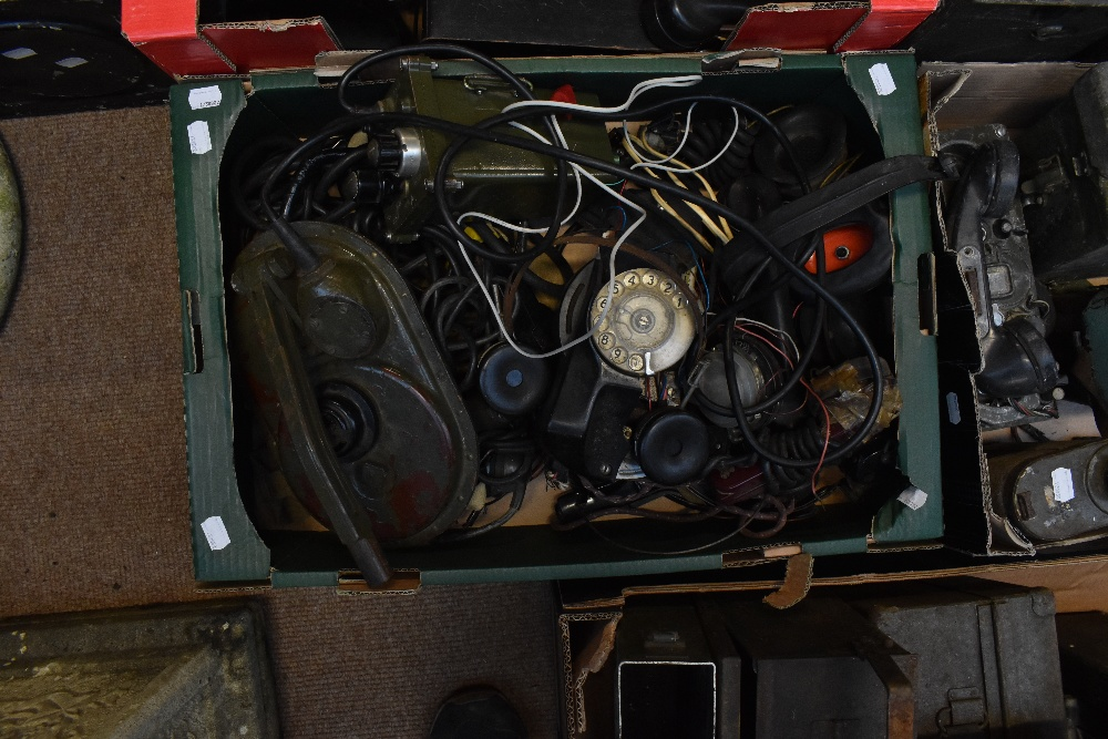 A large quantity of military radios and radio equipment including numerous military issue wireless - Image 3 of 12