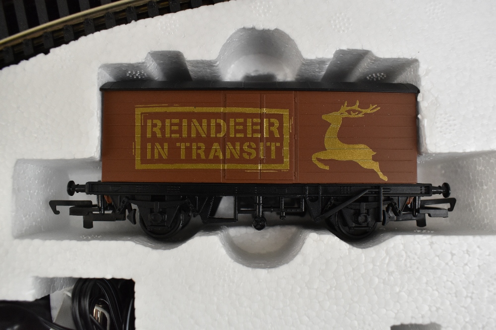 HORNBY; a boxed R1179 Santa's Express OO gauge train set.Additional InformationSome light general - Image 5 of 8
