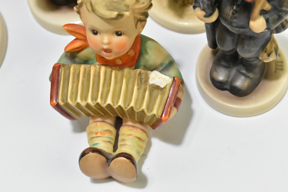 GOEBEL; a collection of ten Hummel figures, to include 'Apple Tree Boy' (10).Additional - Image 2 of 2