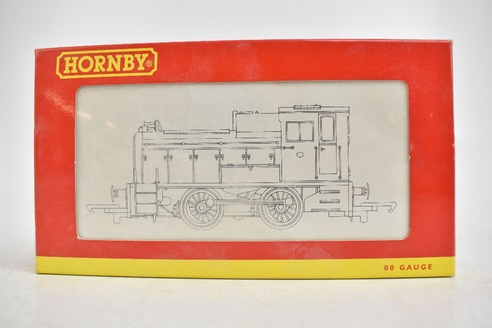 HORNBY; four boxed diesel shunter locomotives comprising R2783 BR 0-4-0 Class 06, R2188 BR 0-4-0 - Image 5 of 11