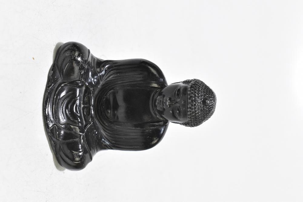A Japanese Meiji period Satsuma vase of shouldered form decorated with Geishas within mountainous - Image 12 of 14