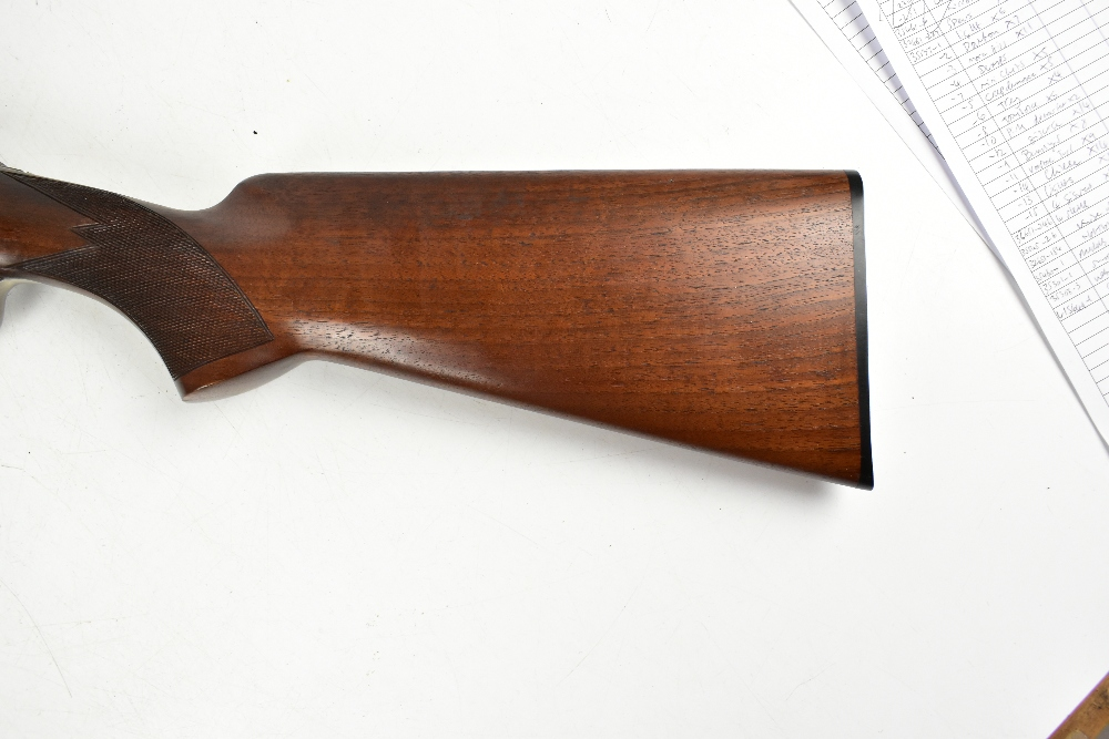 *****WITHDRAWN***** MIROKU; a boxed 7000 Sport Grade 1 over-and-under 12 bore shotgun with single - Image 9 of 16